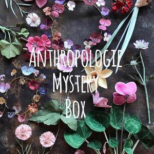 Anthropologie Mystery Box